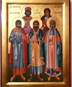 Άγιοι Πέντε Μάρτυρες