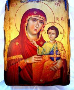 Παναγία & Χριστός
